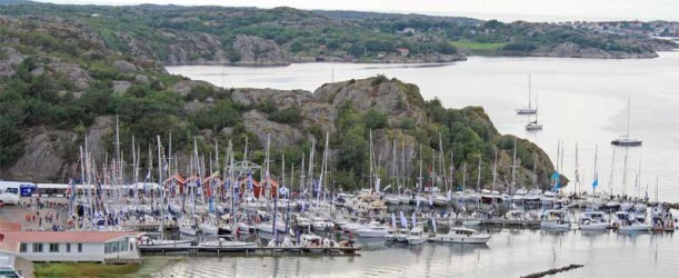 Meet Us At Orust (SWE) open air boat show from 24-26 August
